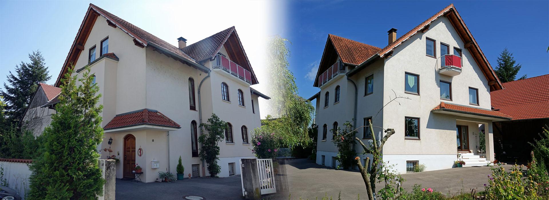 Landhaus.